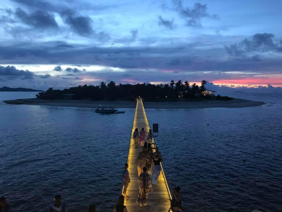 The pier to Malamala