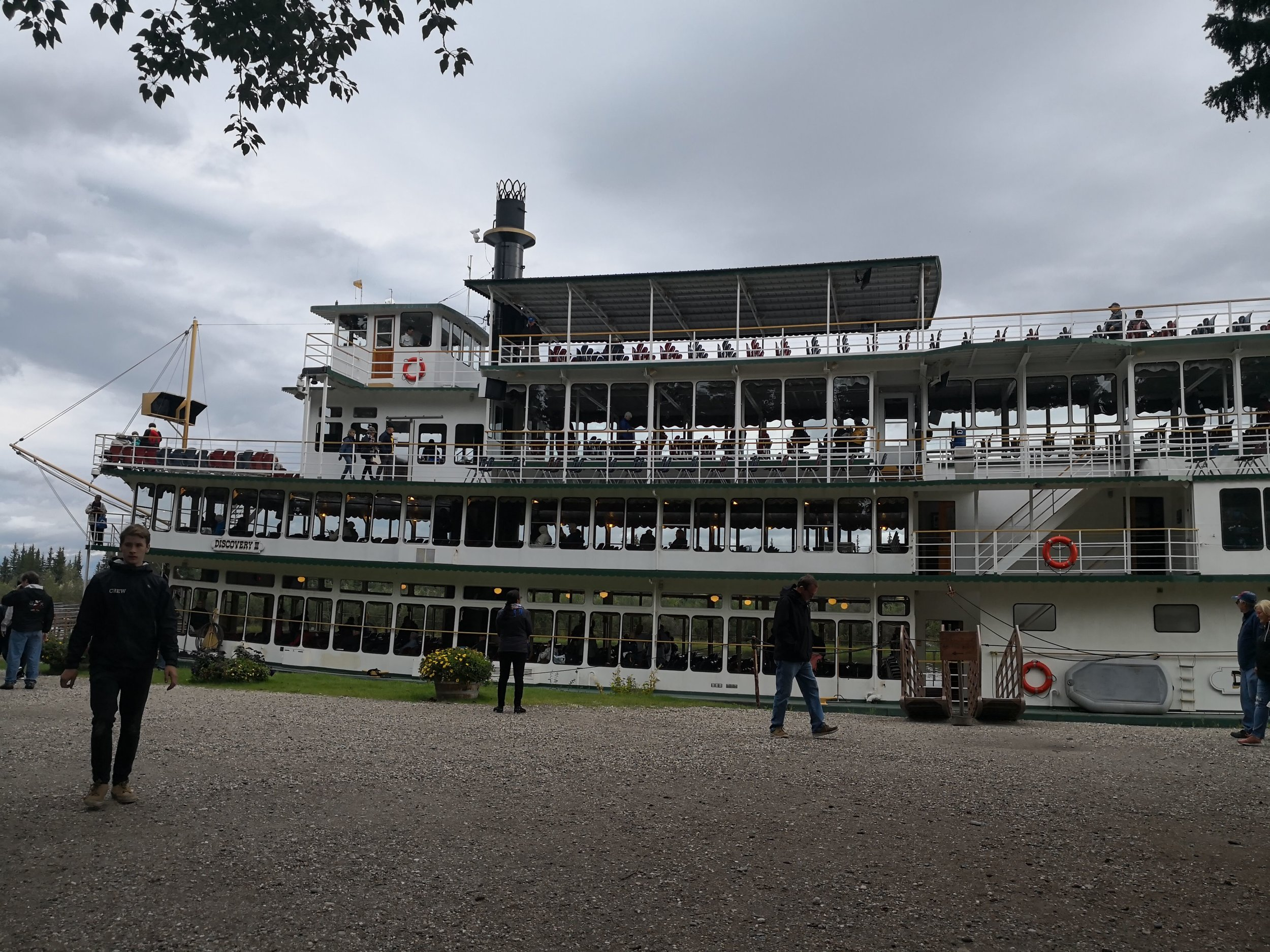 Riverboat Discovery Cruise