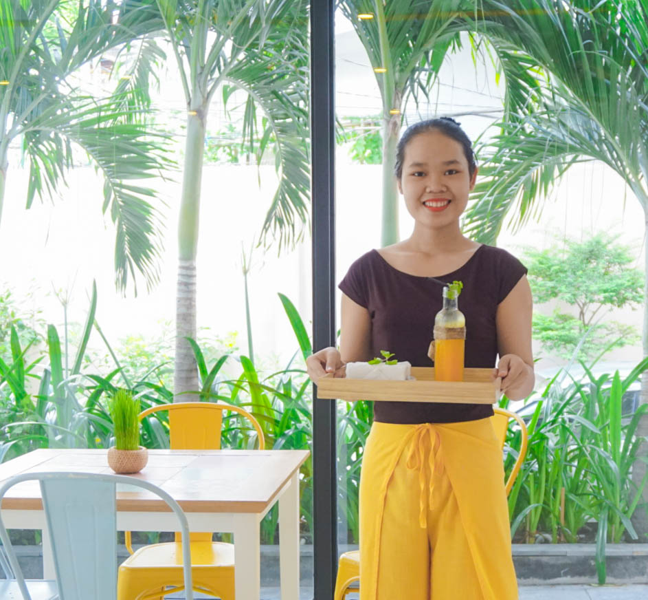 IamVietnam Hotel - Food and Beverage Menu & Concept Development