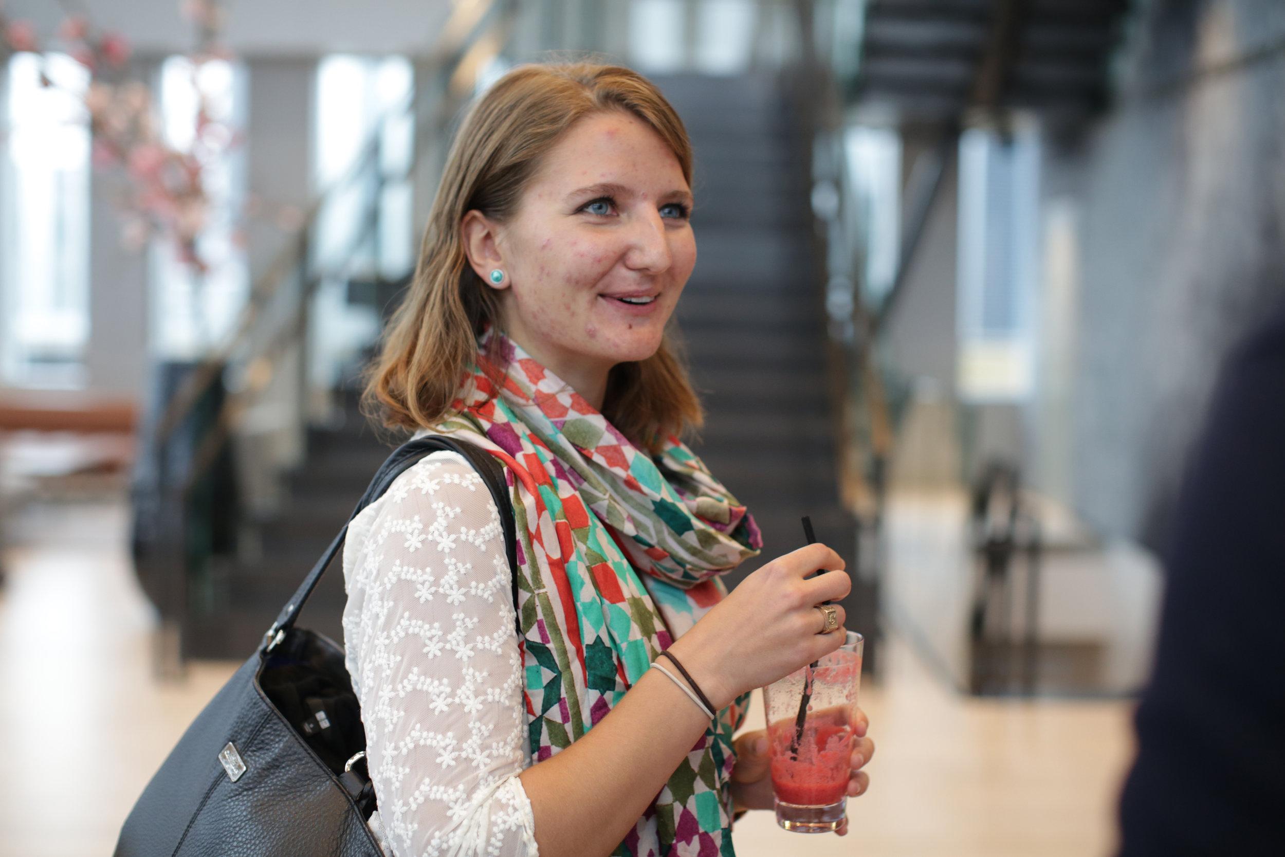 Katrine Tjølsen - M.Eng. Computer Science