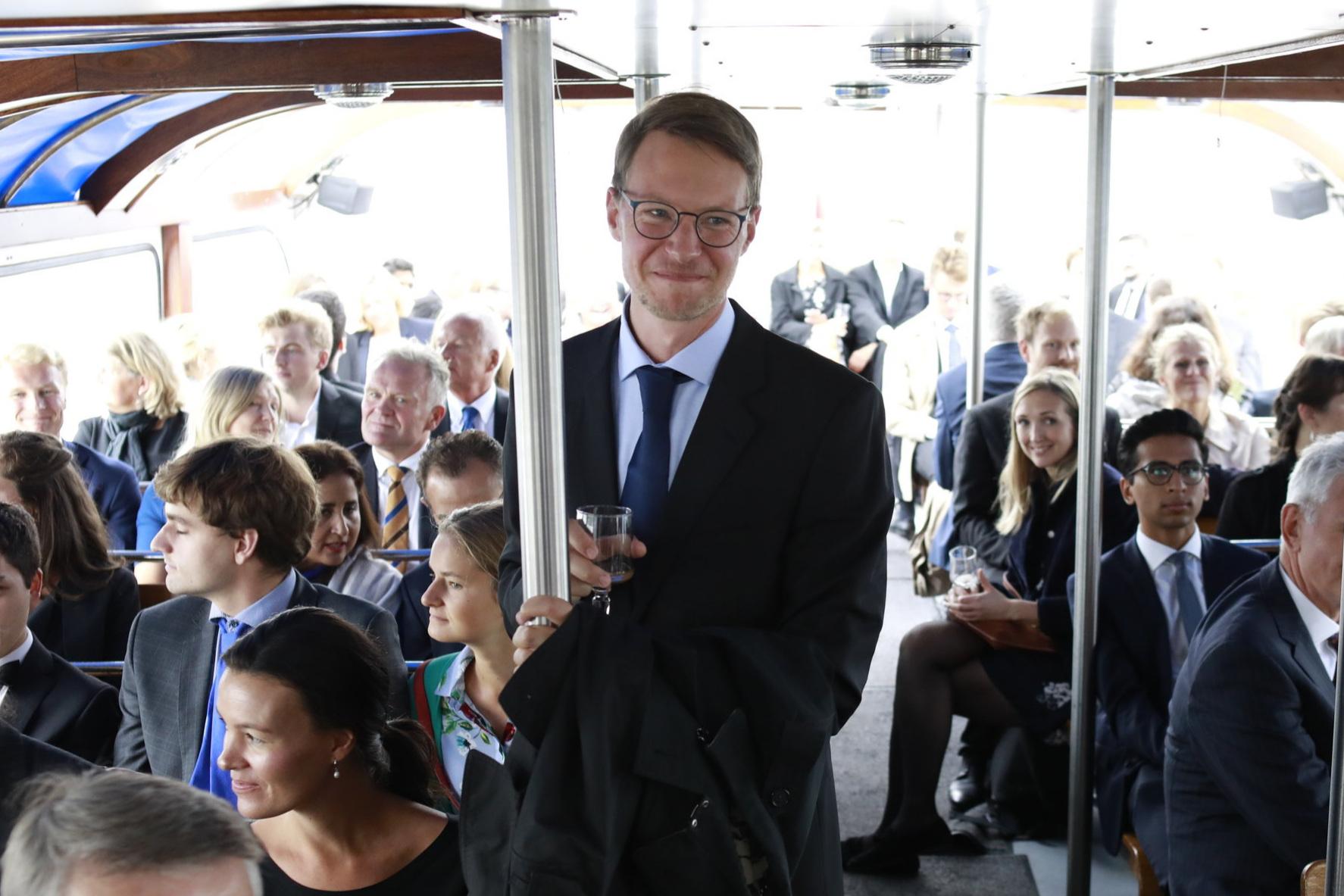 Erik Eggum - PhD Politics and International Relations