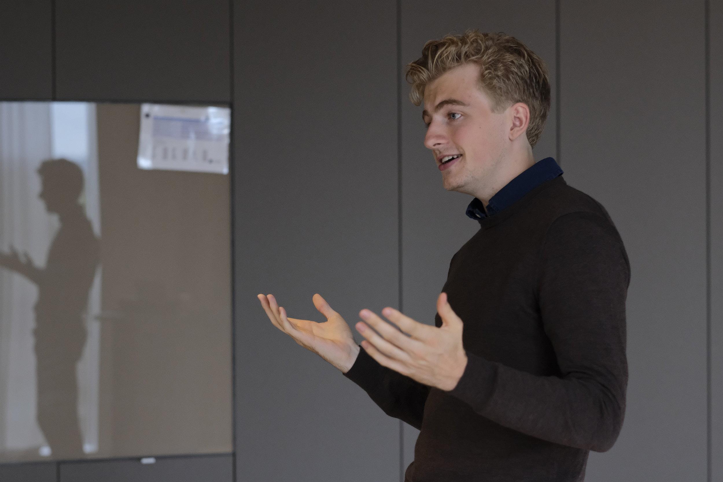 Frederik Mellbye - MS Computational and Mathematical Engineering