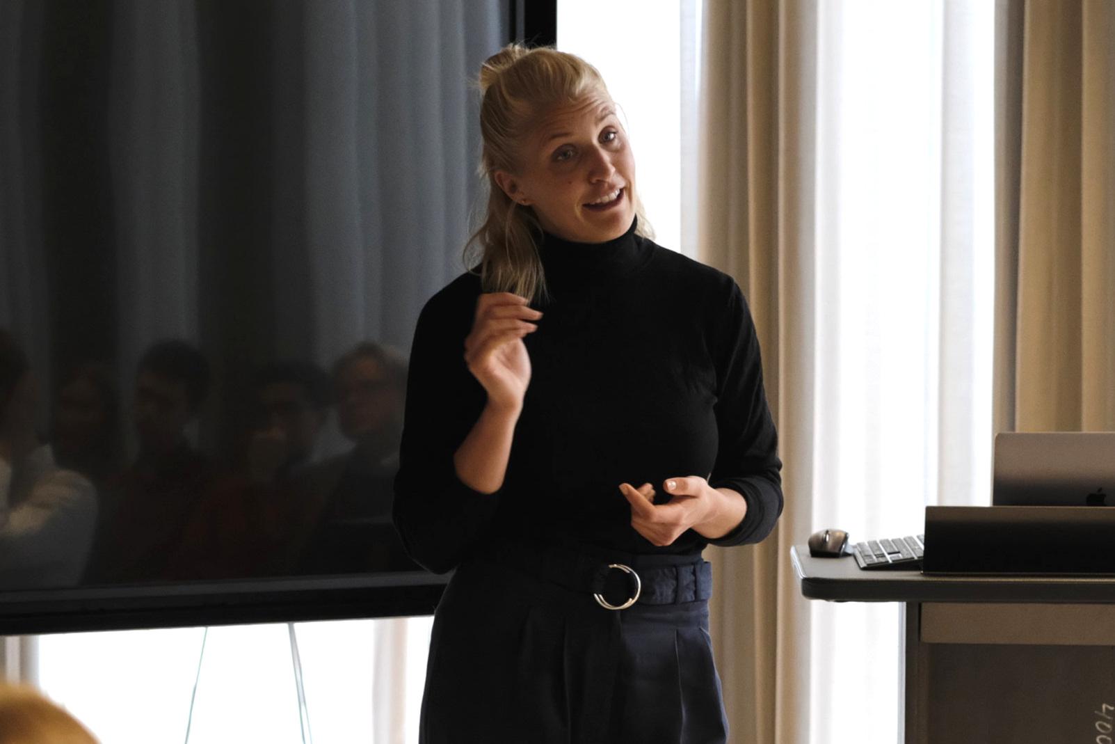 Kristina Løfman - MBA (Master of Business Administration)