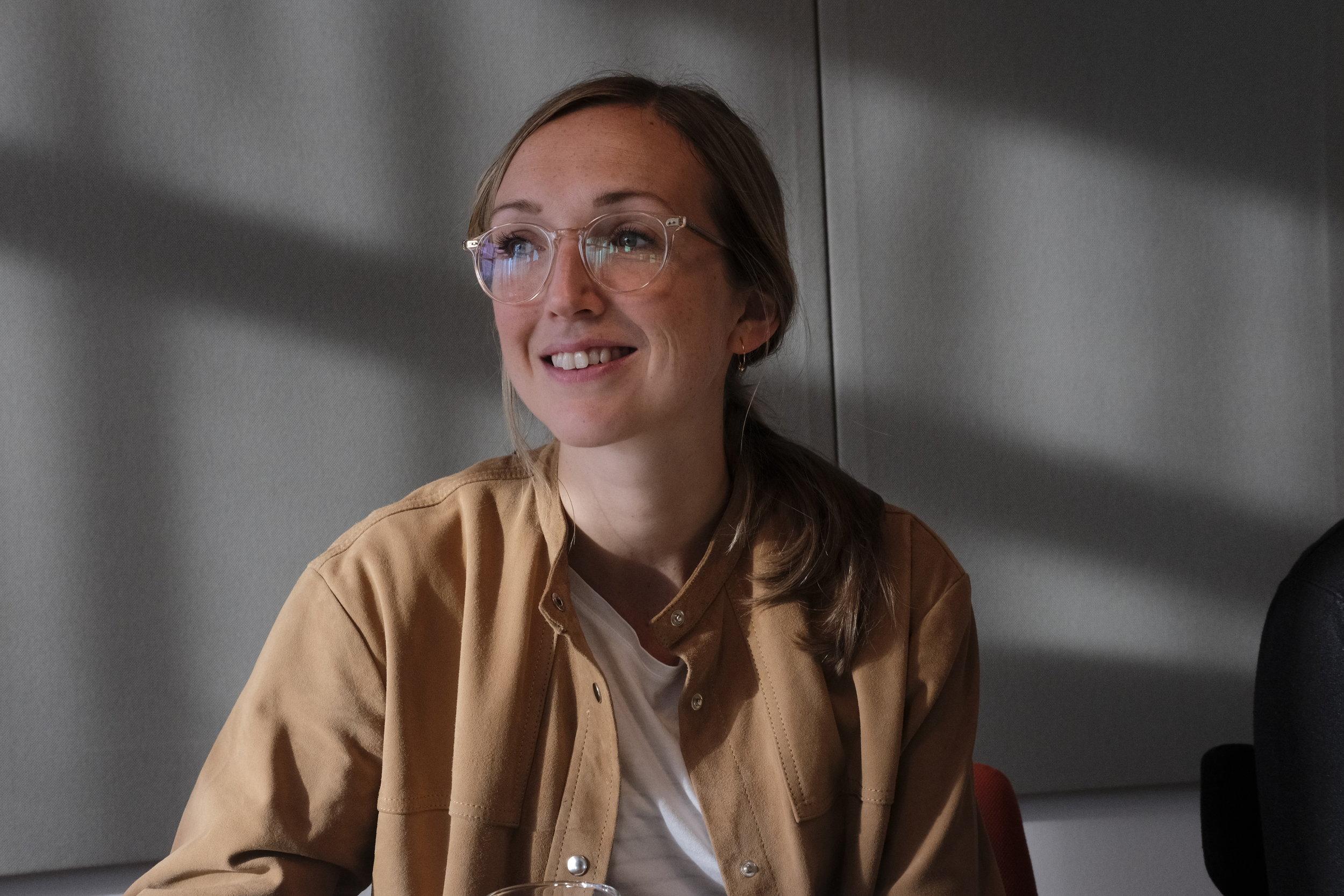 Liv Inger Gabrielsen - L.L.M (Master of Laws)