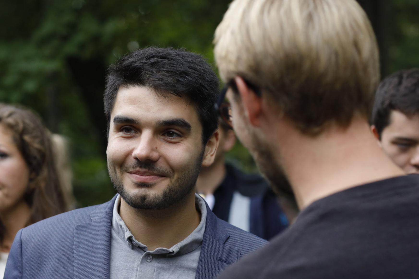 Mikael Hiberg Naghizadeh - MPhil International Relations