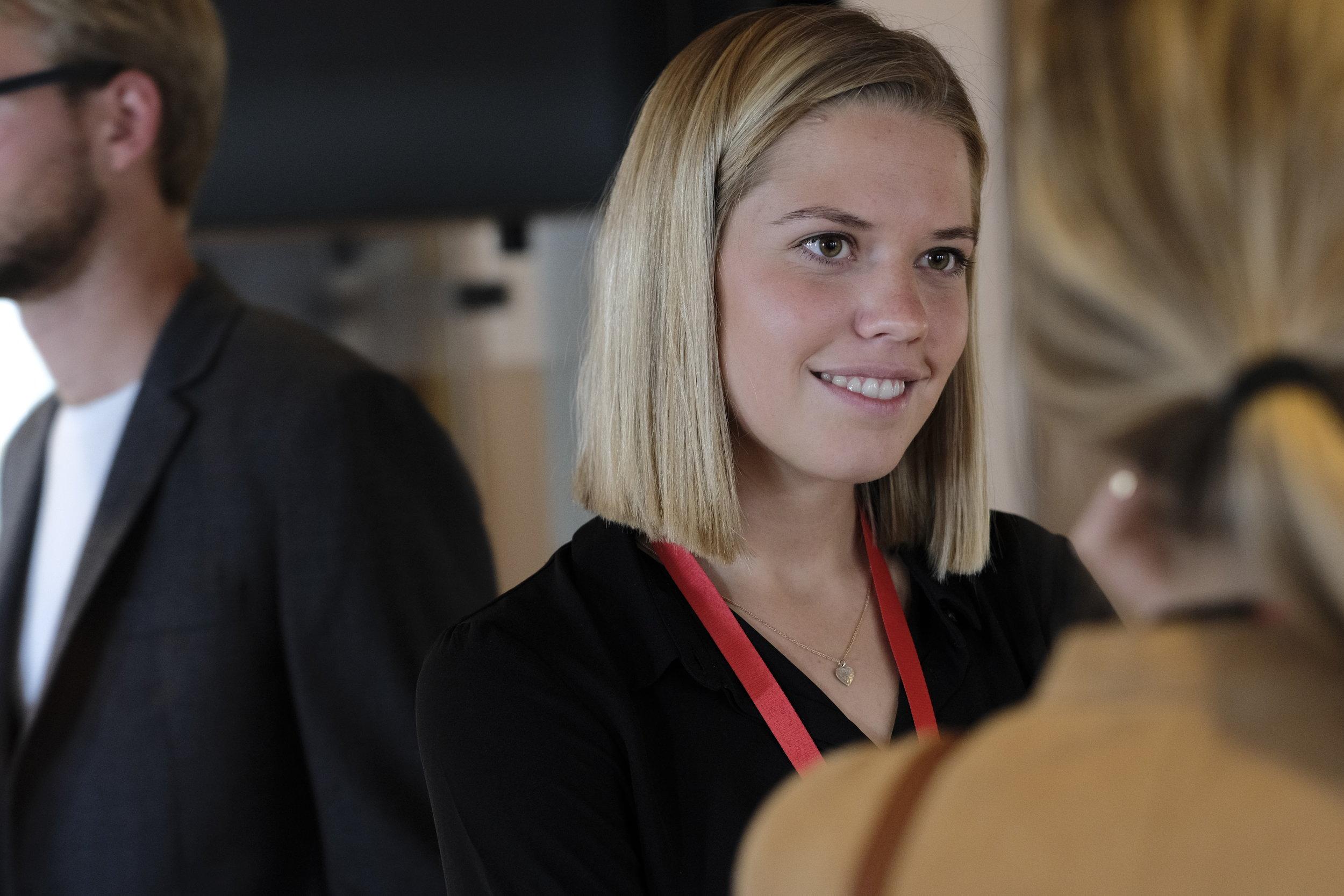 Mina Fredrikke Bohne - MPhil Development Studies