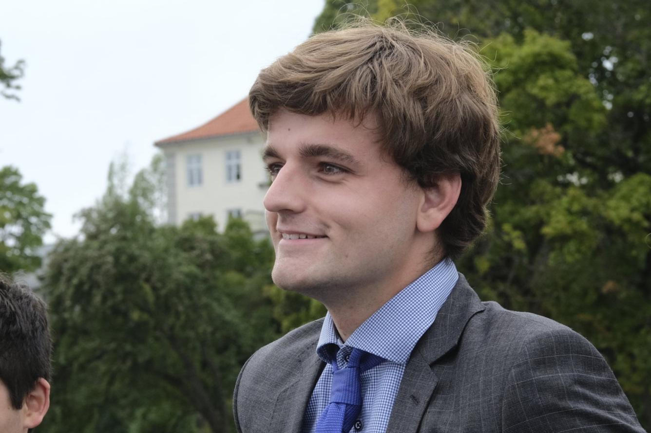 Søren Gammelgaard - DPhil Mathematics