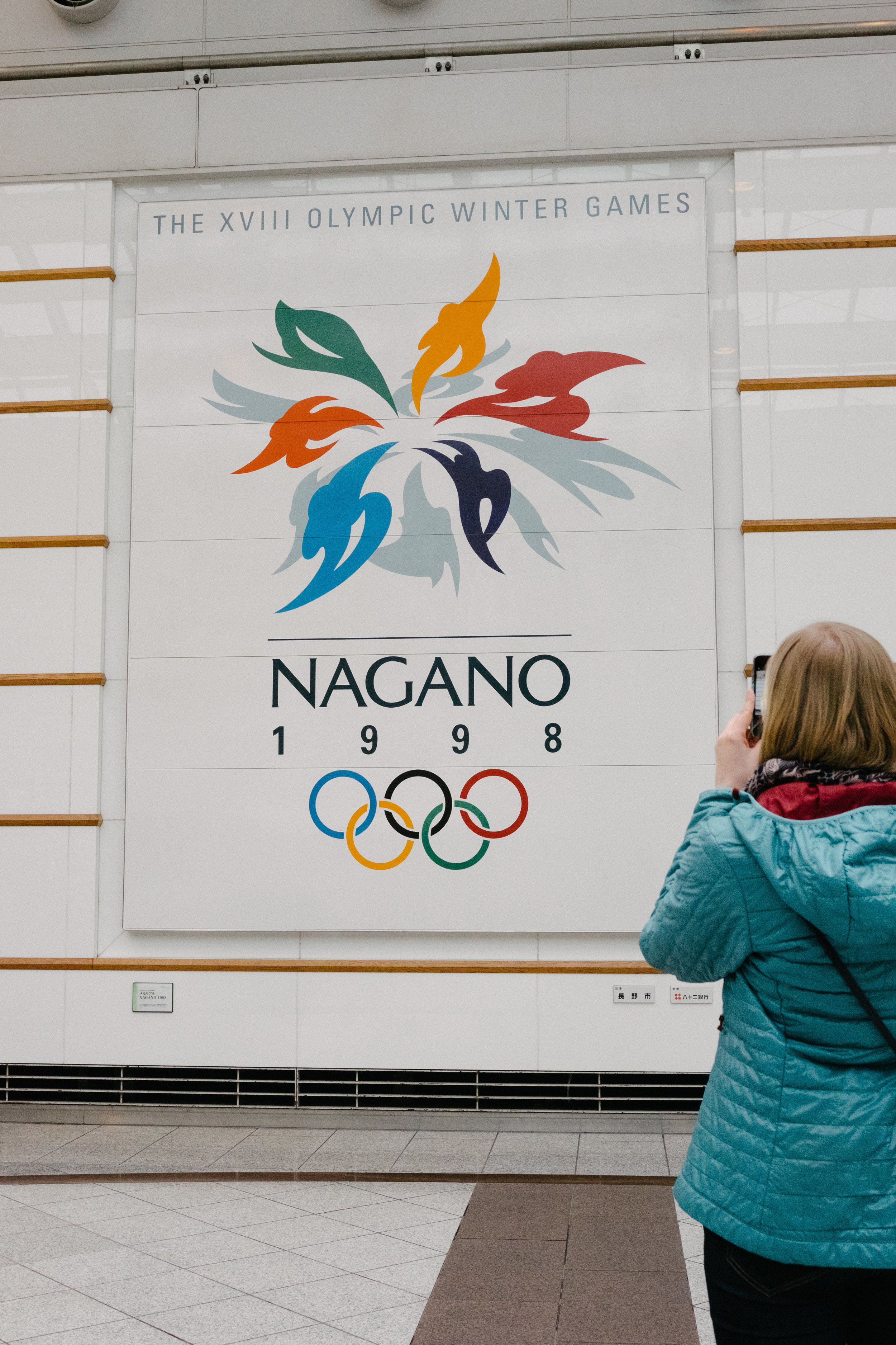 Nagano, place to be in 1998