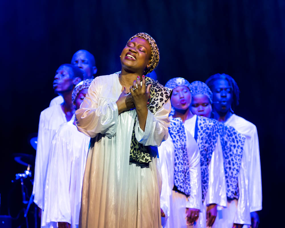 Soweto Spiritual Singers