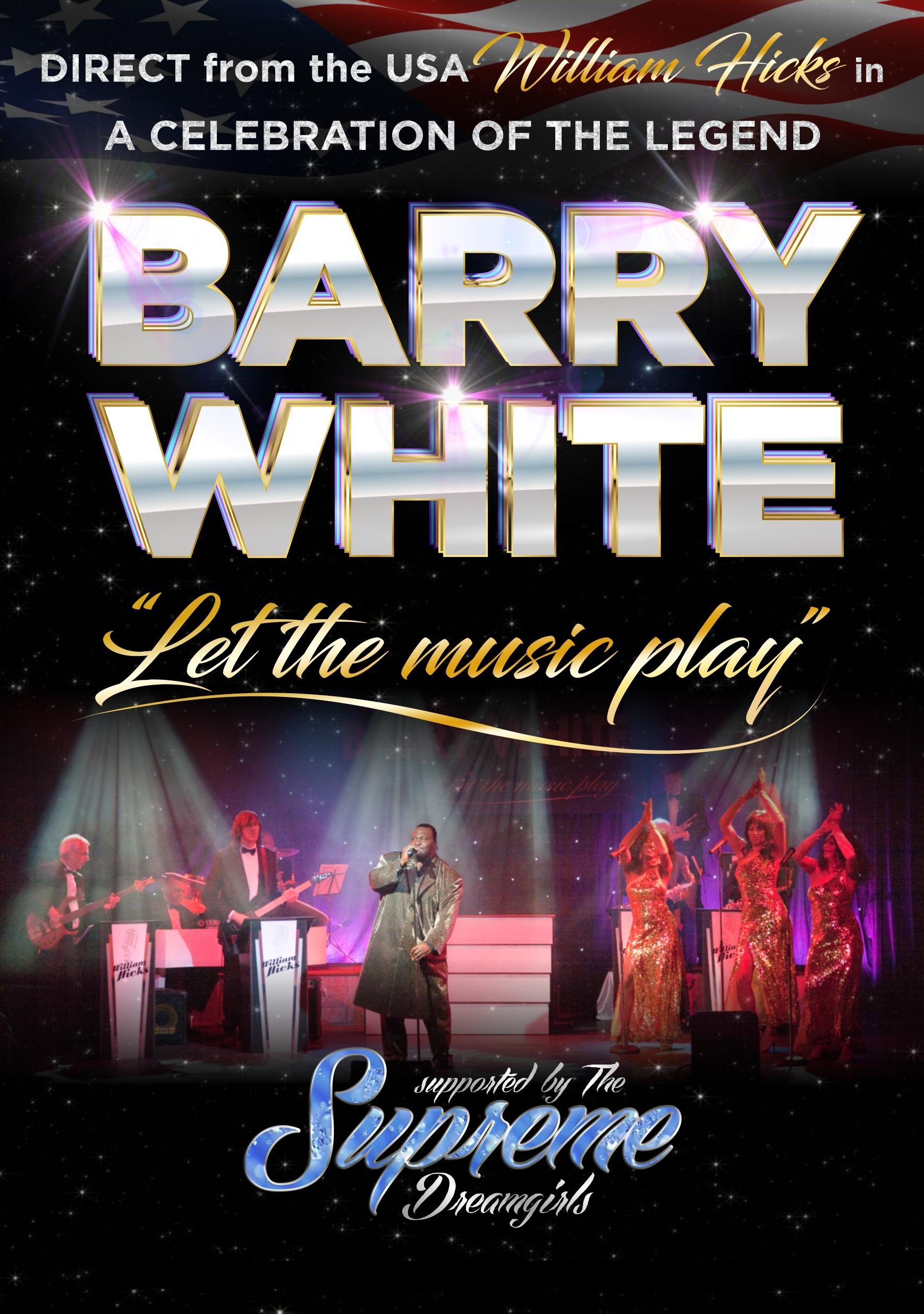 Eine Hommage an Barry White