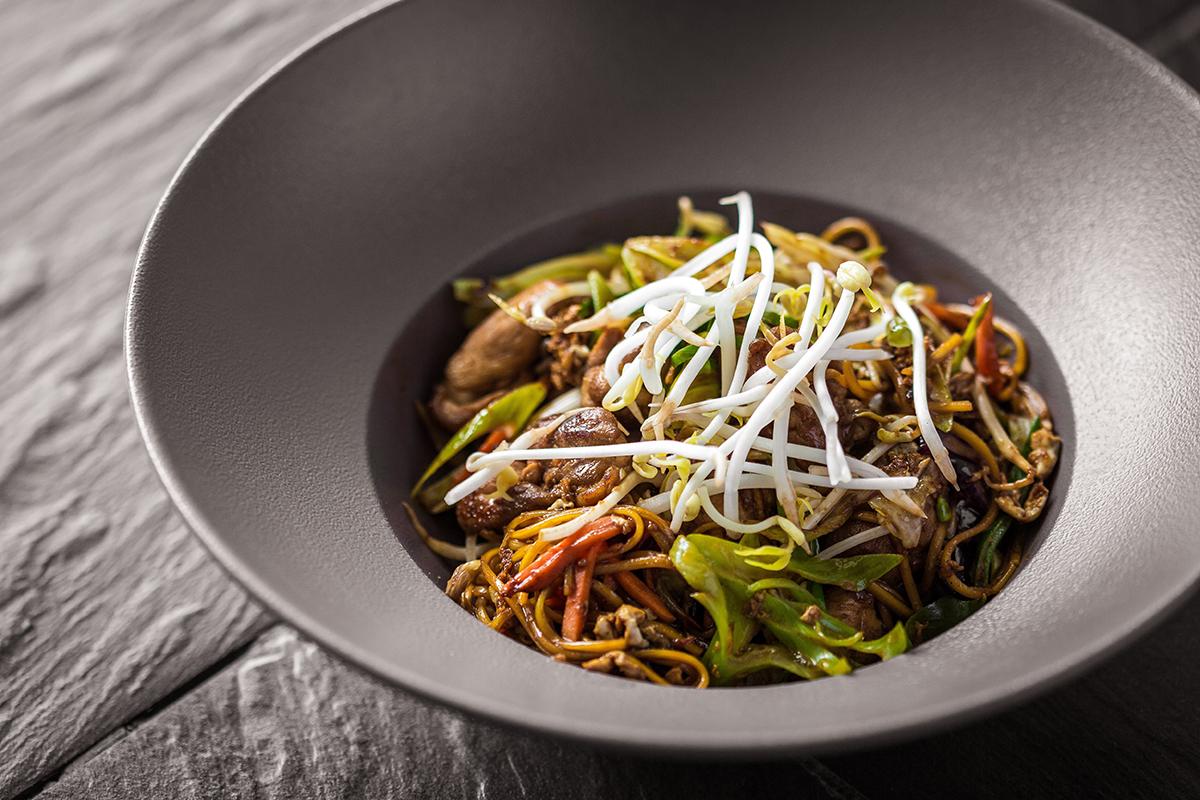 Bami Goreng Noodles