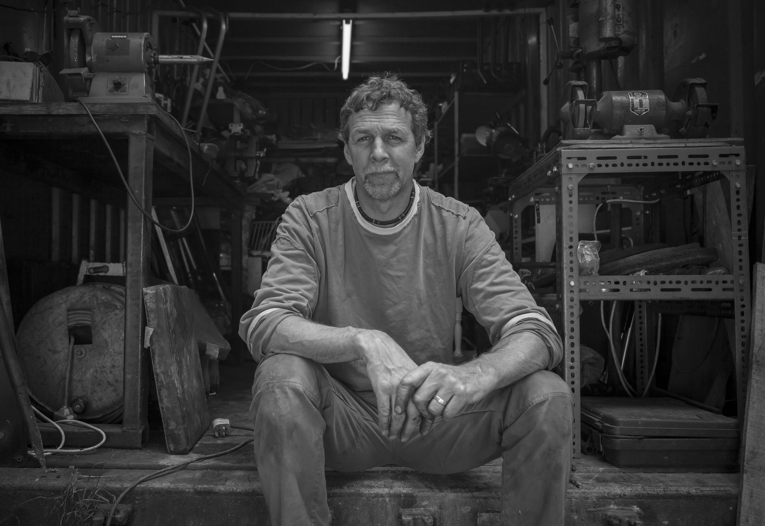 Paul Derek - Handyman