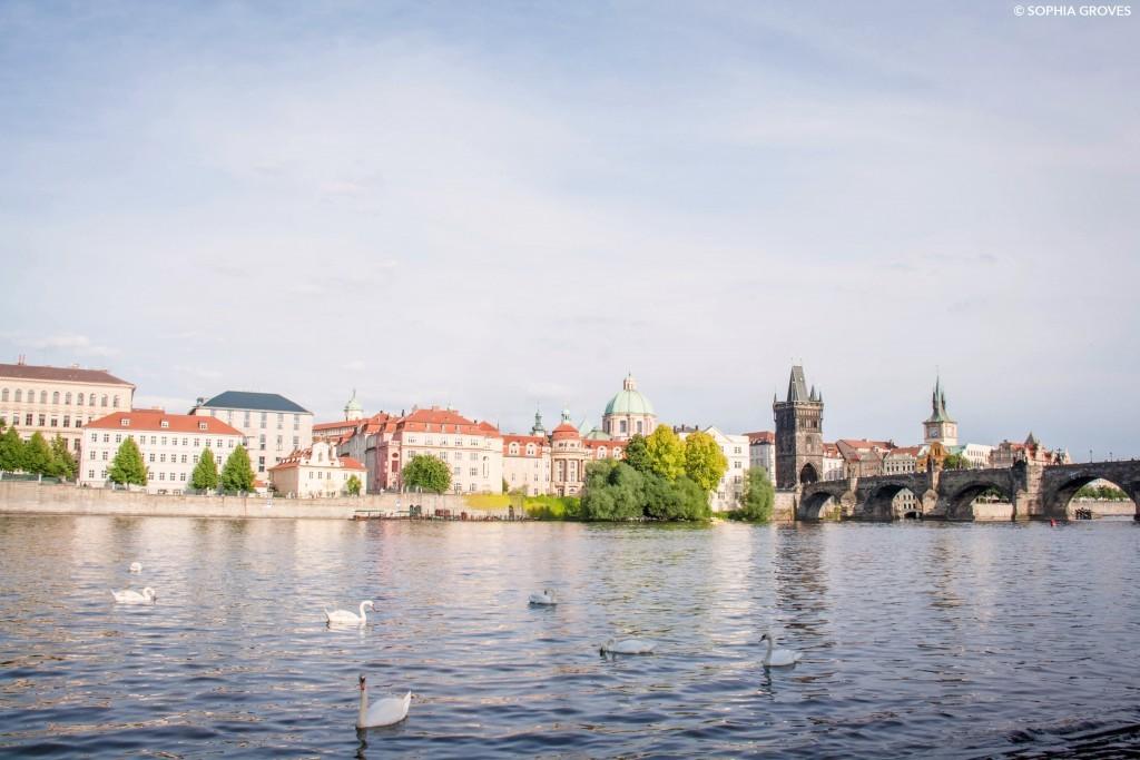 Across the RiverVltava