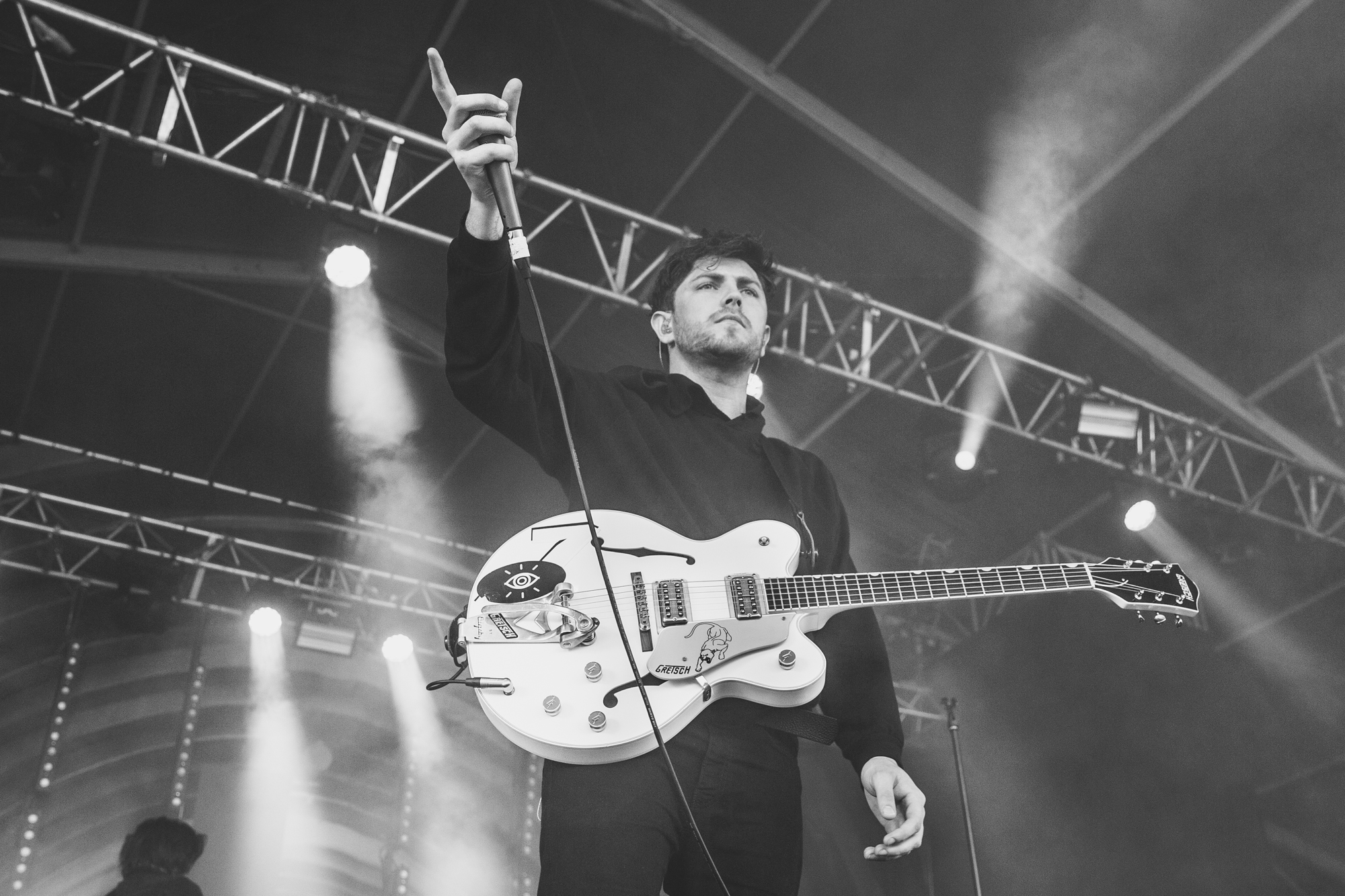 Twin Atlantic at Download Paris 2016