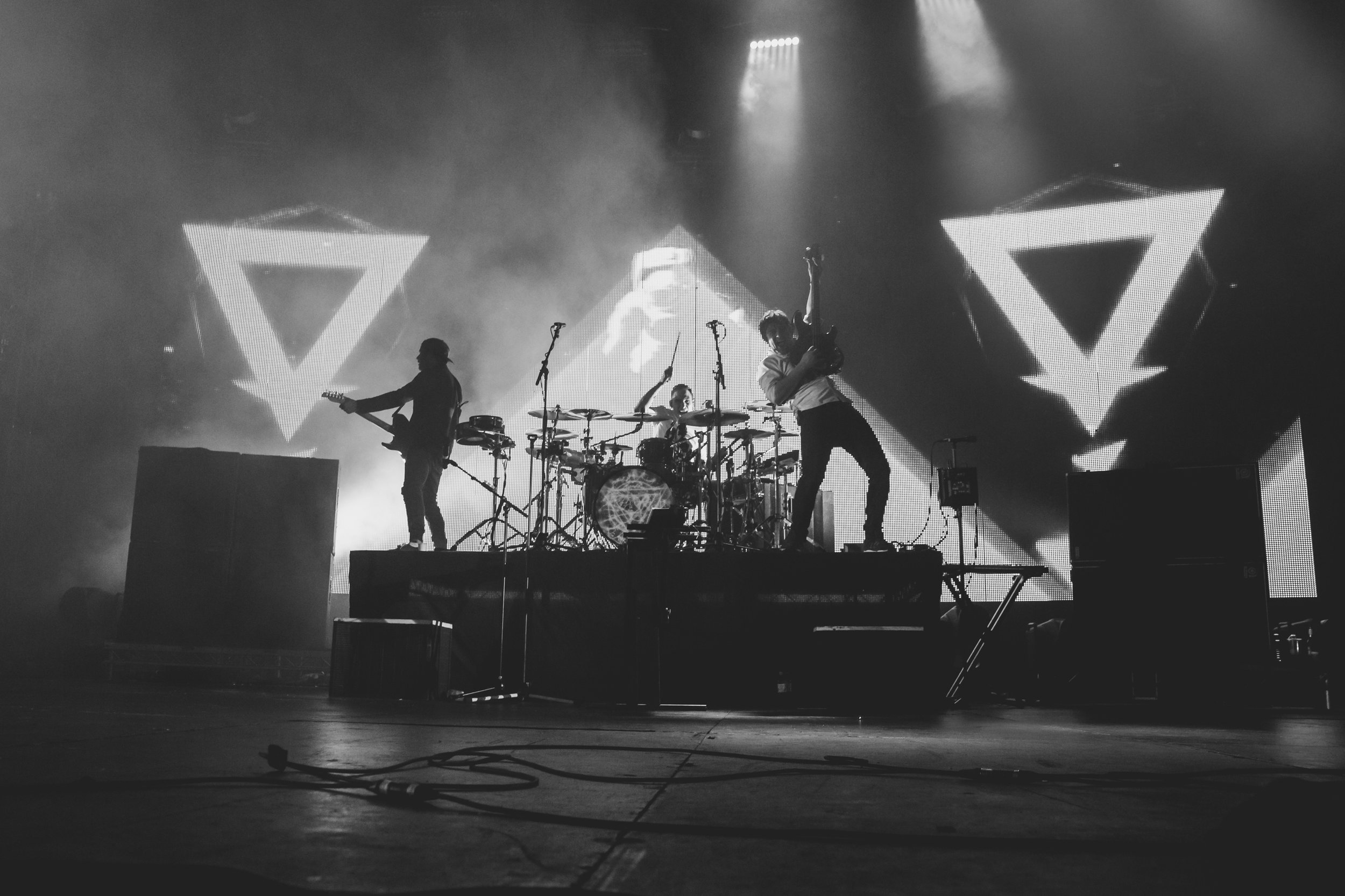 Enter Shikari at Alexandra Palace 2016