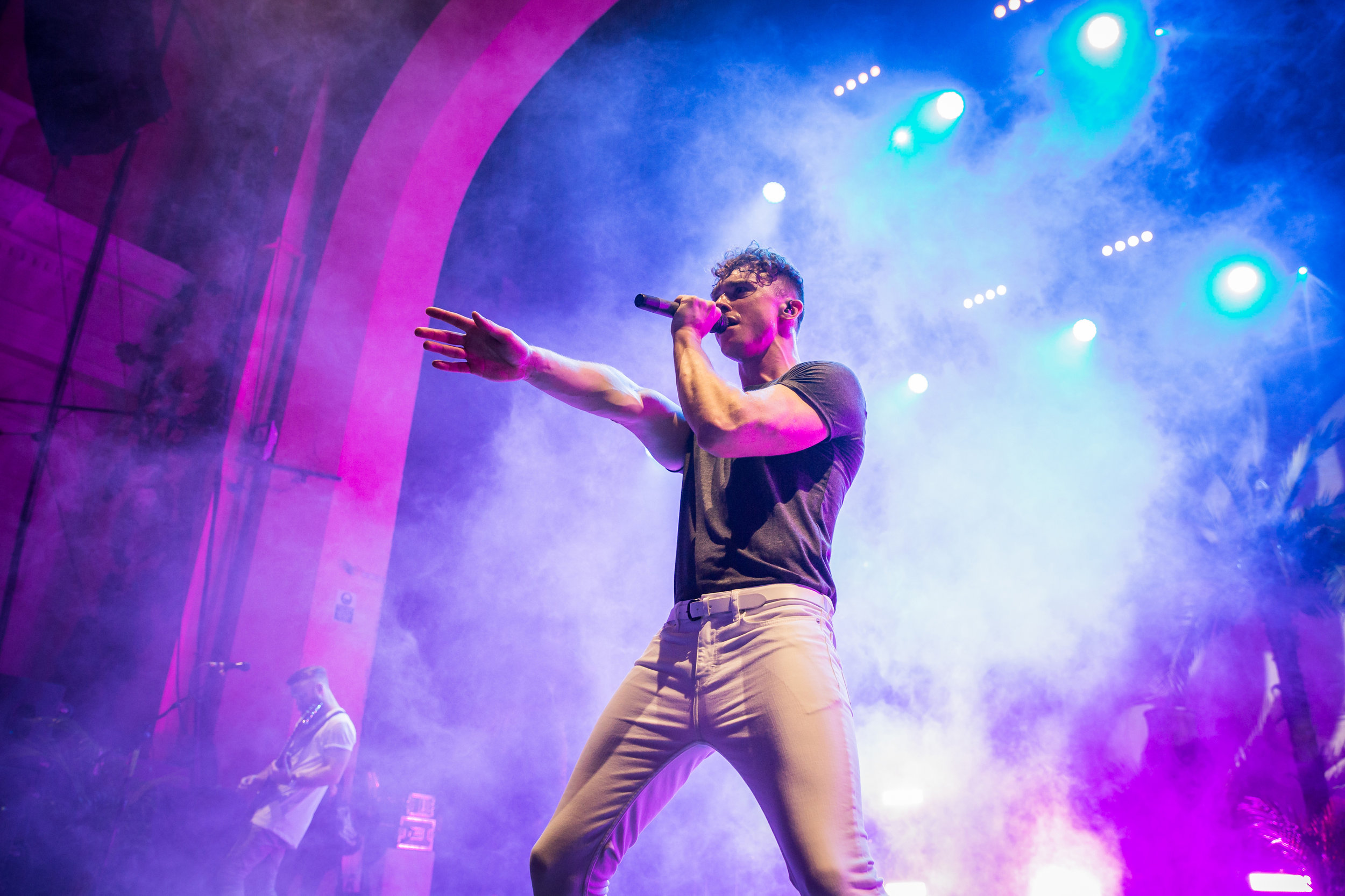 Don Broco for  Getty Images