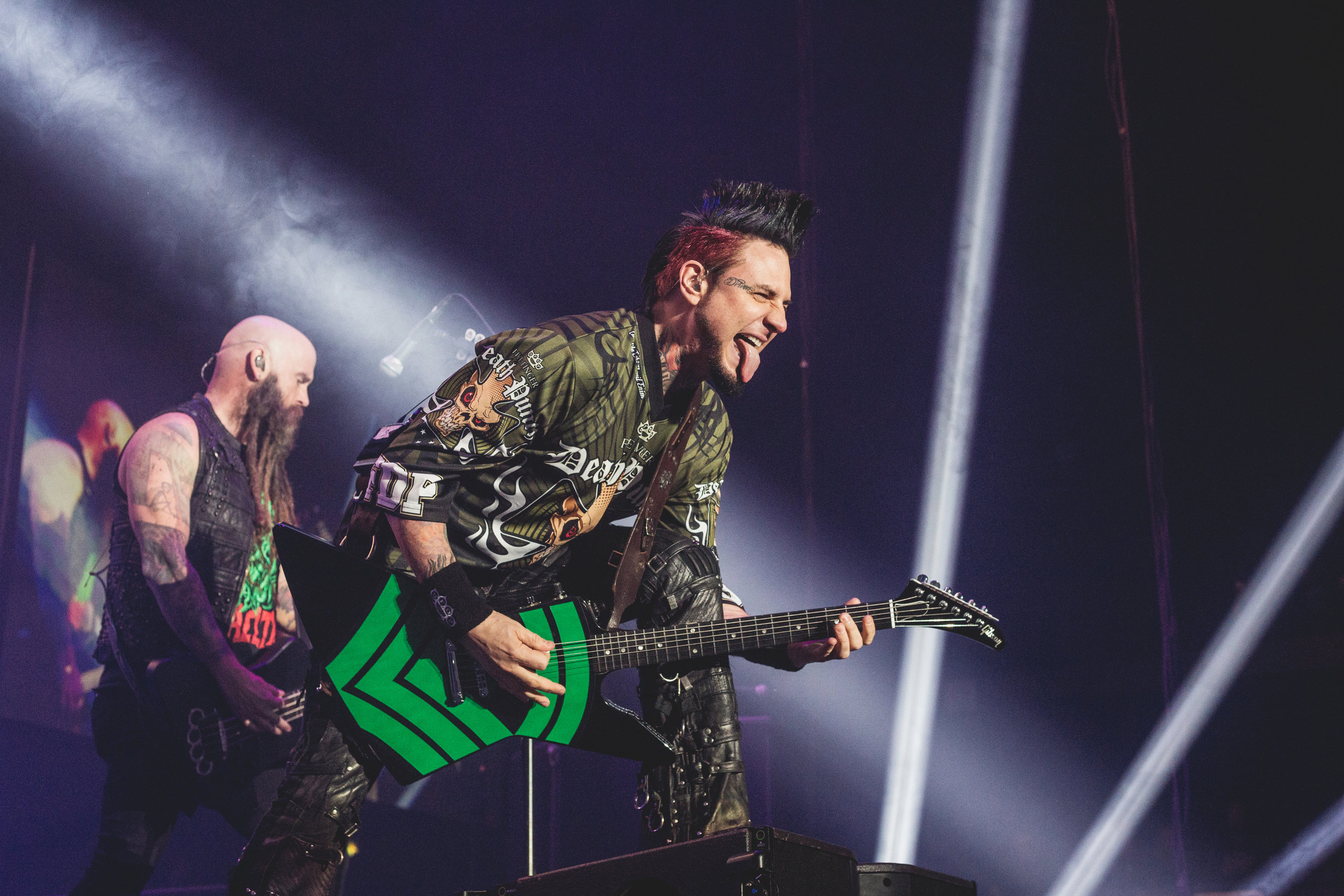 Five Finger Death Punch at Wembley Arena 2016