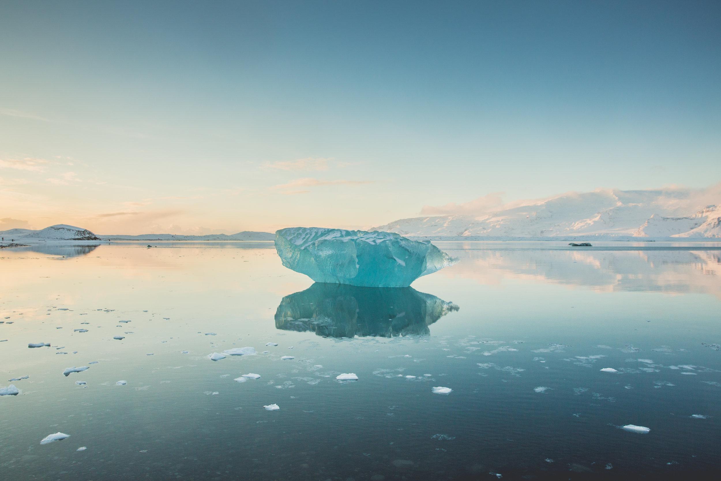 Jökulsárlón - Vatnajökull National Park, Iceland
