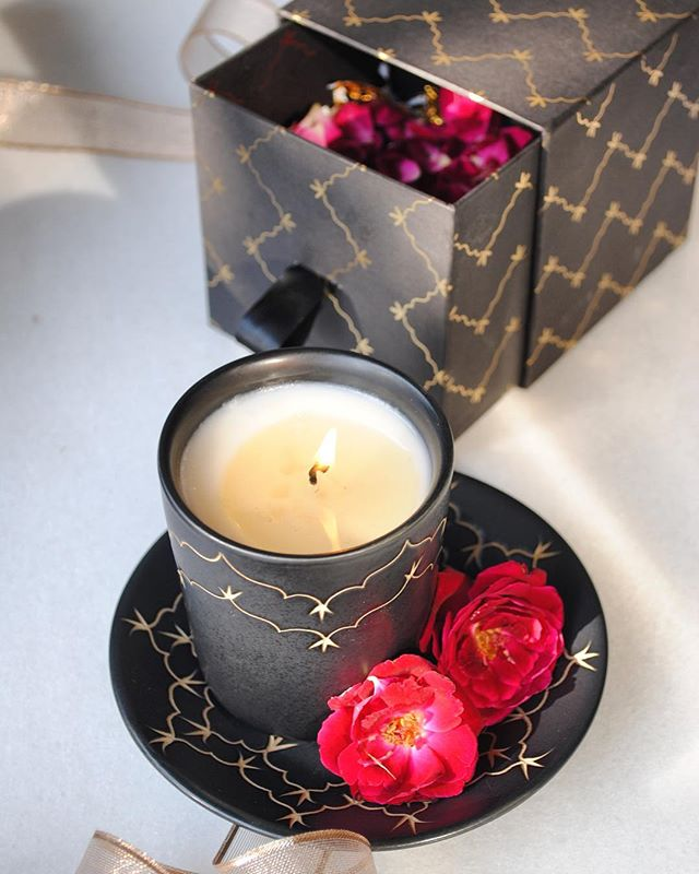 Handmade with love by artisans in India our Temple Candle is etched one piece at a time and filled with Hyacinth Soy Wax. See us at Stand C 126, Hall 6-Cook & Share, Maison et Objet. - #candle #fragrance #handmade #madeinindia #handcrafted #soywax #wax #design #designer #mood #paris #maisonetobjet #mo17 #showcase #tradeonly #love #designboom #designinspiration