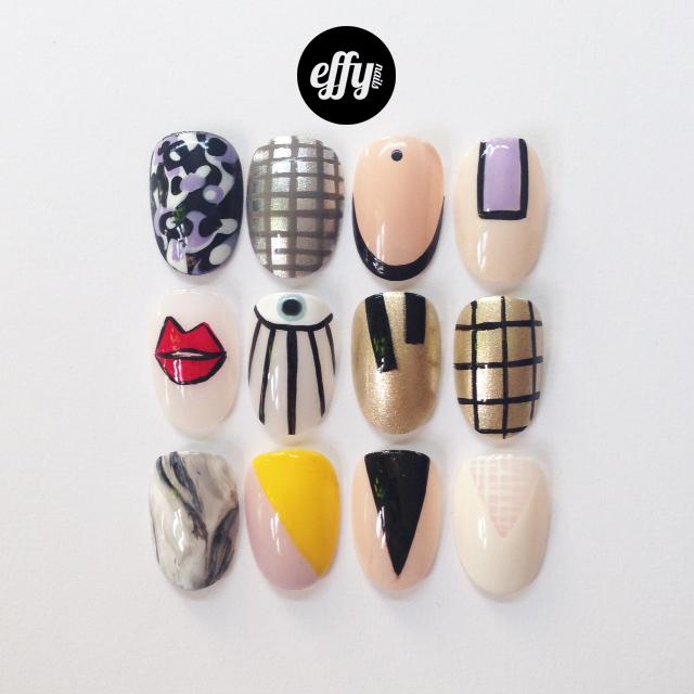 Effy Nails Nail Art