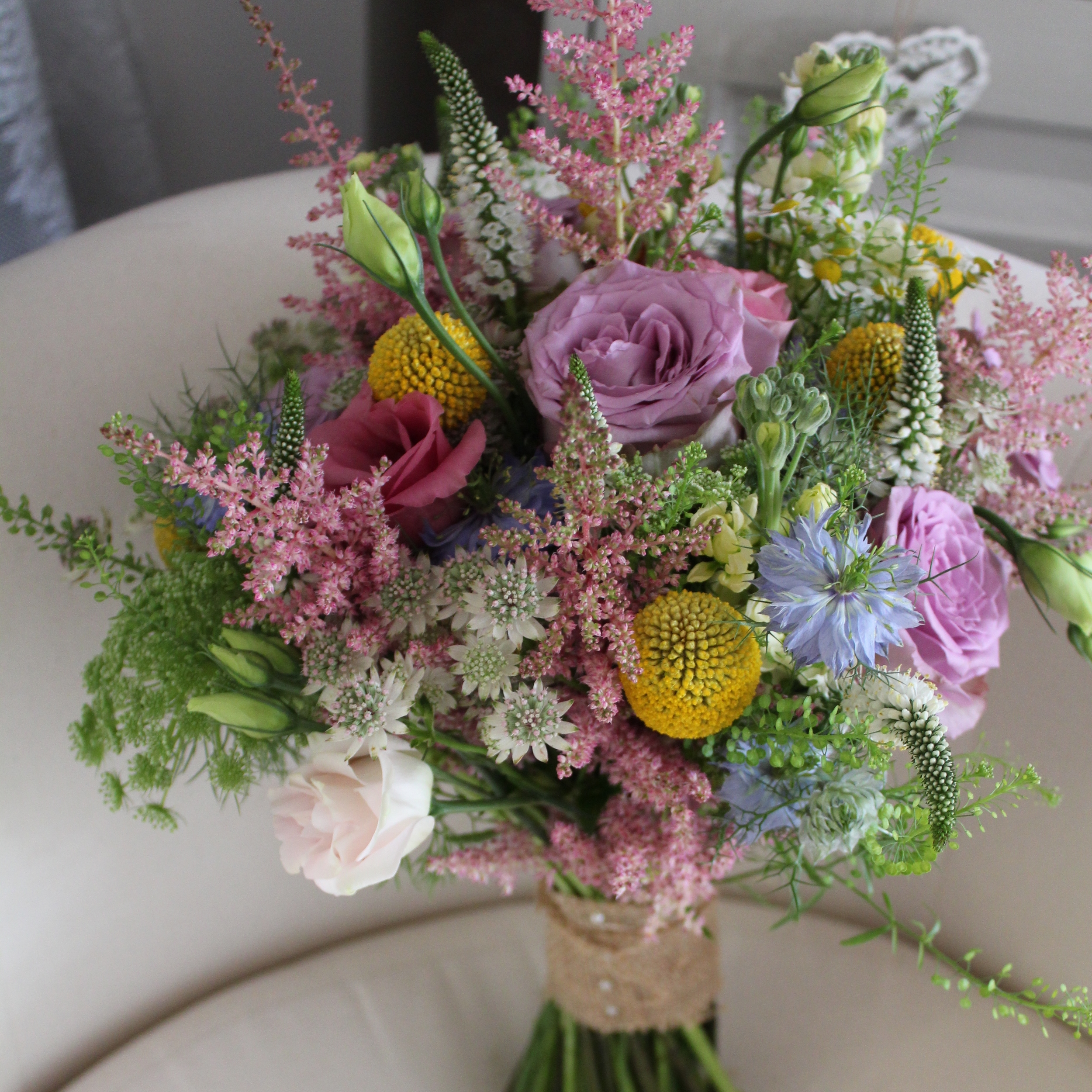 Mixed Colours Bouquets