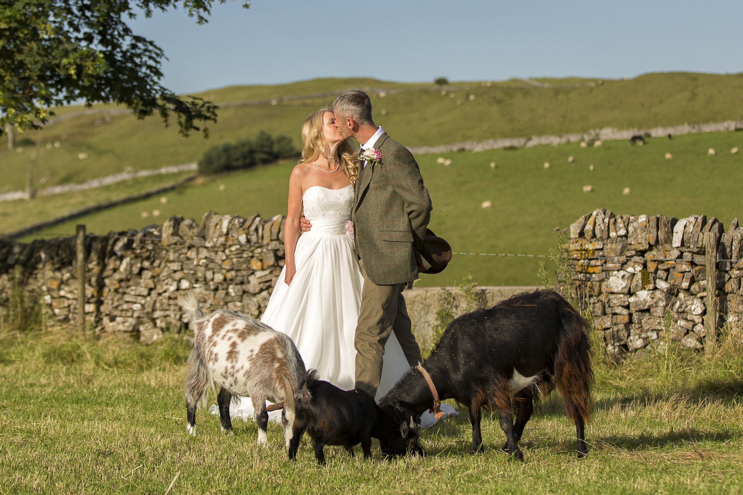 One of our beautiful brides and her dashing husband - Joanne and Kevin  Photography -  Oehlers Photography