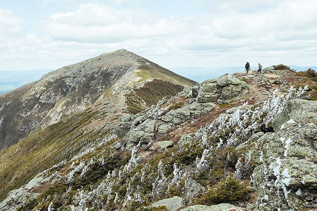 Plenty to take in on the way over to Mount Lafayette.