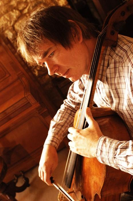 Julian Lloyd Webber, cellist and educator