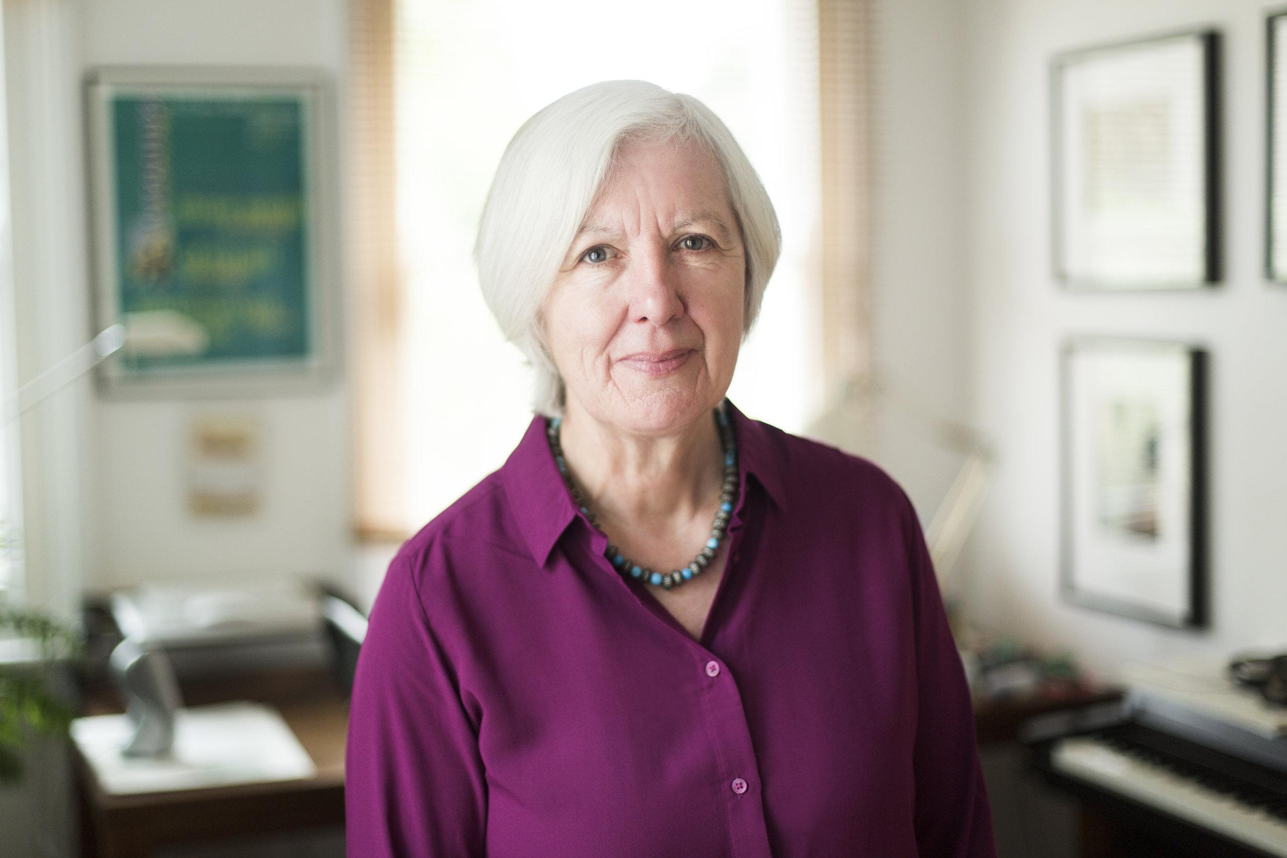 Judith Weir CBE, composer