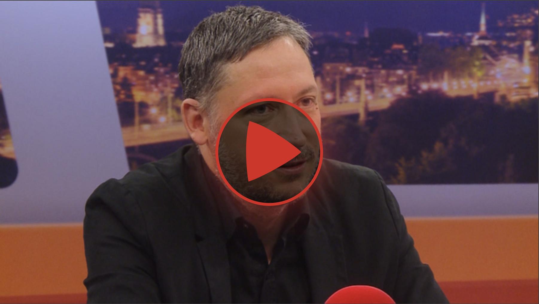 Simon Hofer im Gespräch mit Dominik Meienberg von Telebärn