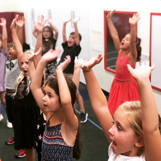 We are back! Our first few classes of the #fall2019 semester @centerstageny have been amazing! #bravo to all of our #stars  #musicaltheatre #nyckids #performingarts #childrenstheatre #sing #dance #act #perform #shinebright