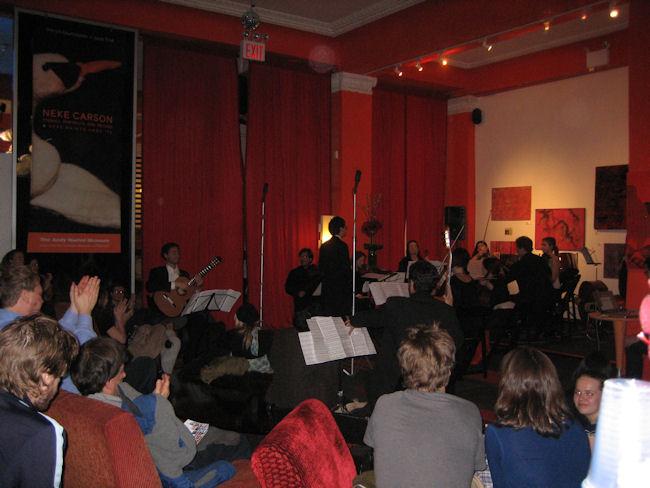 Gershwin Hotel w/ Blind Ear Music