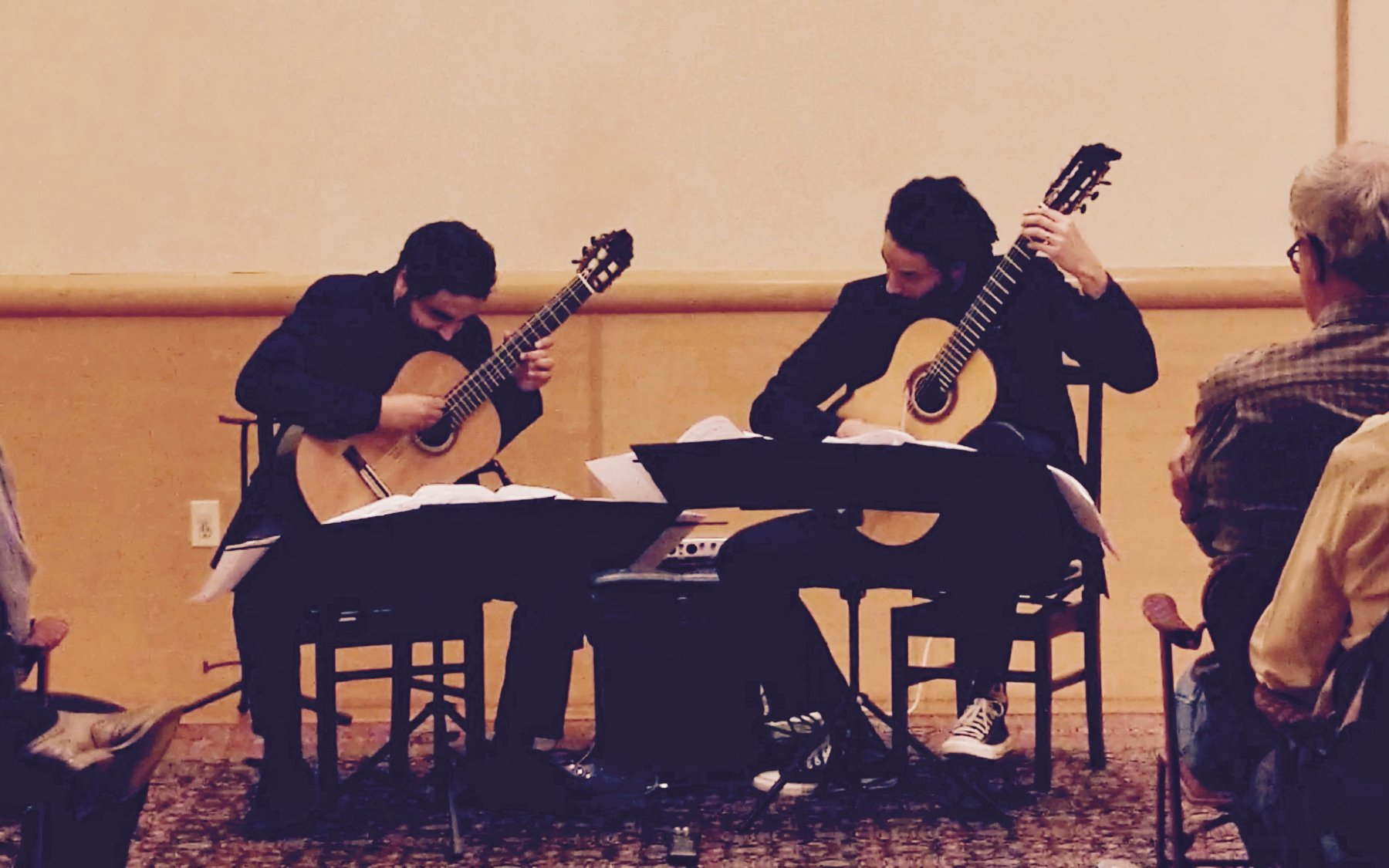 Copy of NYC Classical Guitar Society