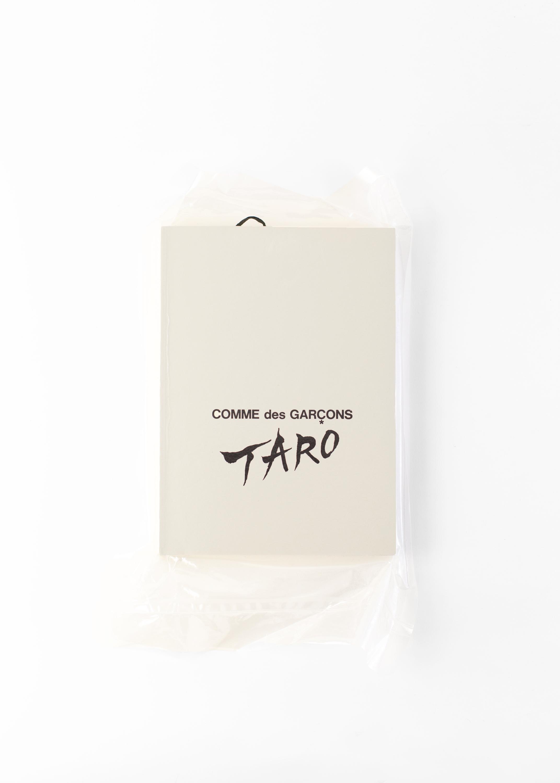 "Comme Des Garçons x Taro Okamoto</br>Notebook 2012</br>€100 <a href=""https://www.paypal.com/cgi-bin/webscr?cmd=_s-xclick&amp;hosted_button_id=9D9PU8ZDH5UEW"">Add to Cart</a>"