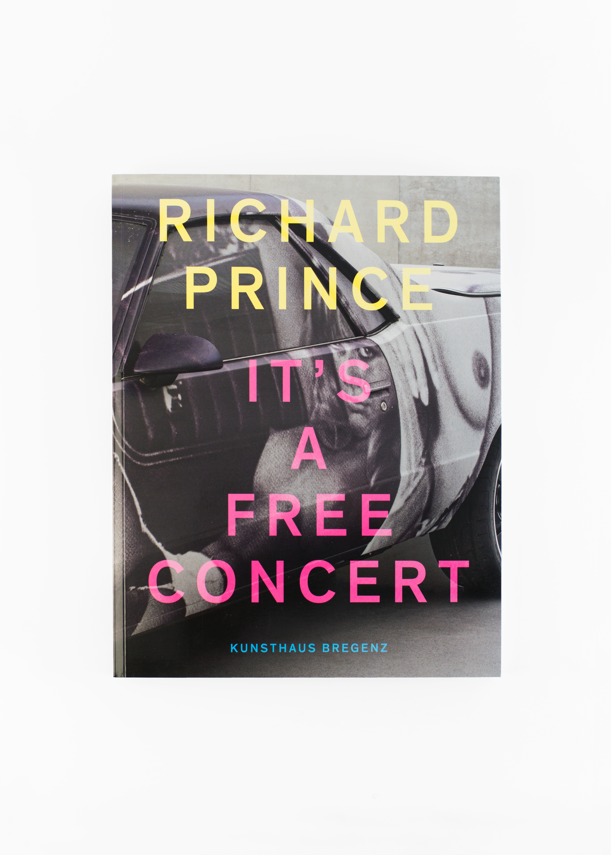 "Richard Prince - It's A Free Concert</br>256 pages 23.5 x 30.5 cm</br>2015</br>€50 <a href=""https://www.paypal.com/cgi-bin/webscr?cmd=_s-xclick&amp;hosted_button_id=EP3F5975DL572"">Add to Cart</a>"