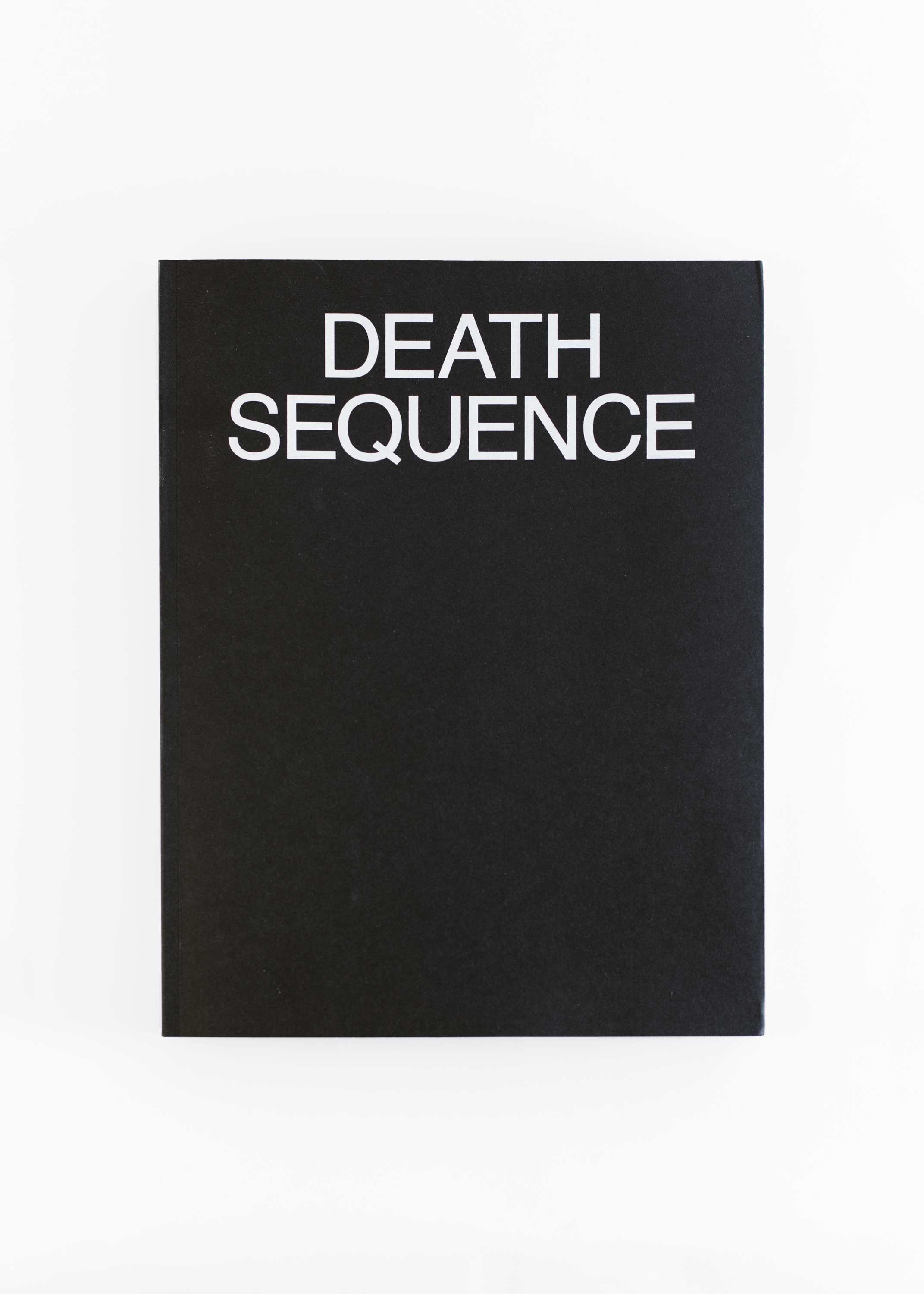 "Sam Falls - Death Sequence</br>368 pages 22.5 x 30.5 cm</br>Karma 2014</br>€40 <a href=""https://www.paypal.com/cgi-bin/webscr?cmd=_s-xclick&amp;hosted_button_id=GPTNVXLL392ME"">Add to Cart</a>"