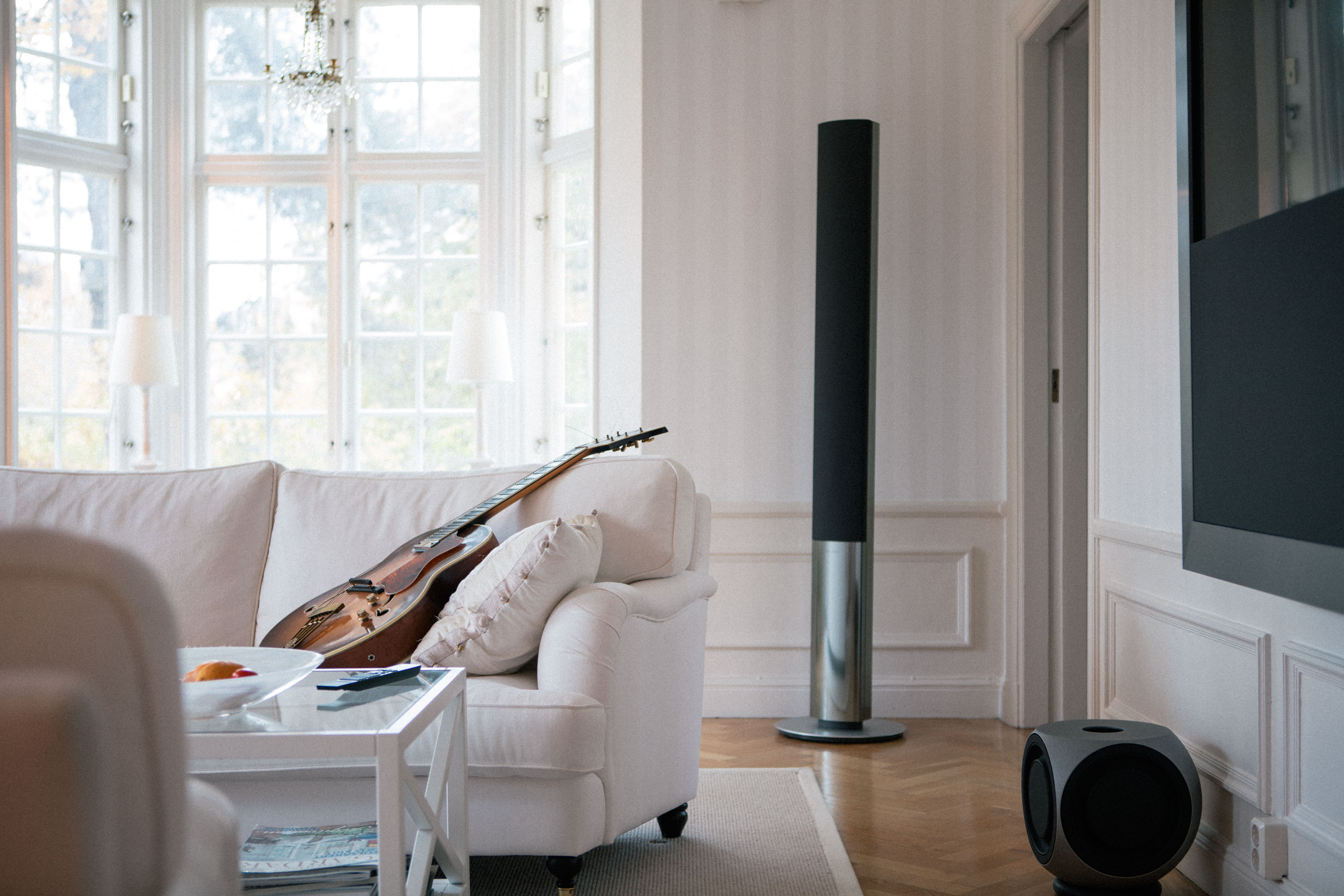Audio Technologies for   Home & Professional Audio