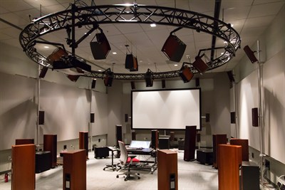 DTS and Dirac Live digital room correction