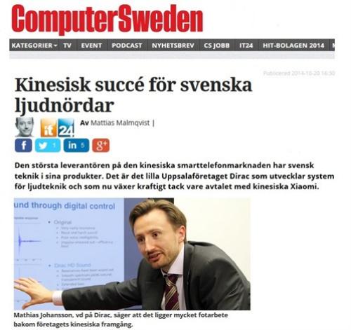 Mathias Johansson and Dirac Research.png