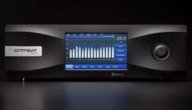 Datasat RS20i featuring Dirac Live room calibration software