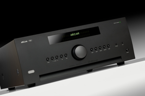 Arcam SR250 featuring Dirac Live digital room correction