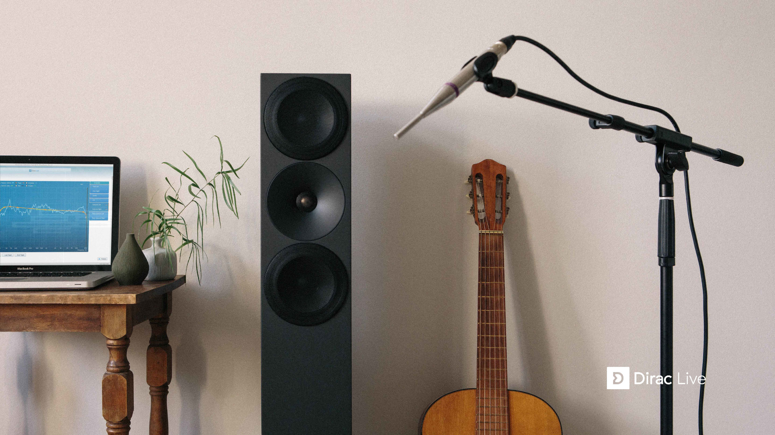 Sound optimization and digital room correction software for your pc and mac