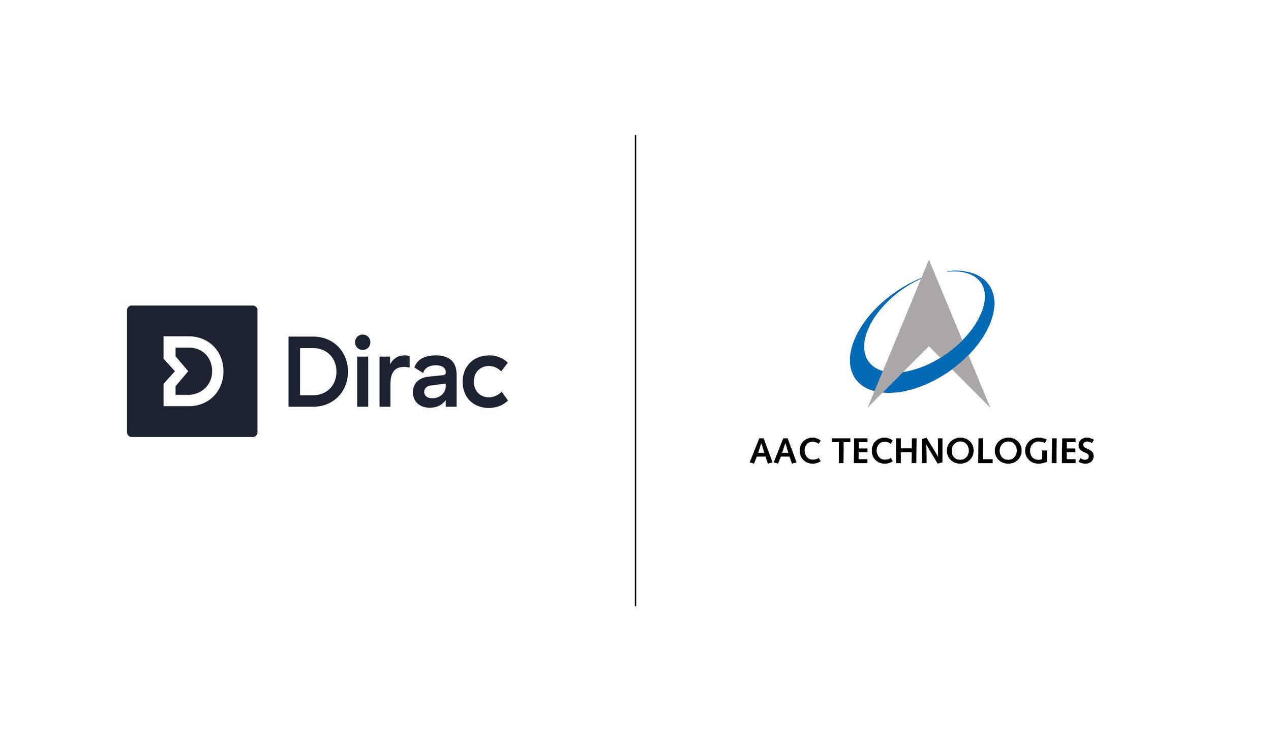 Dirac AAC