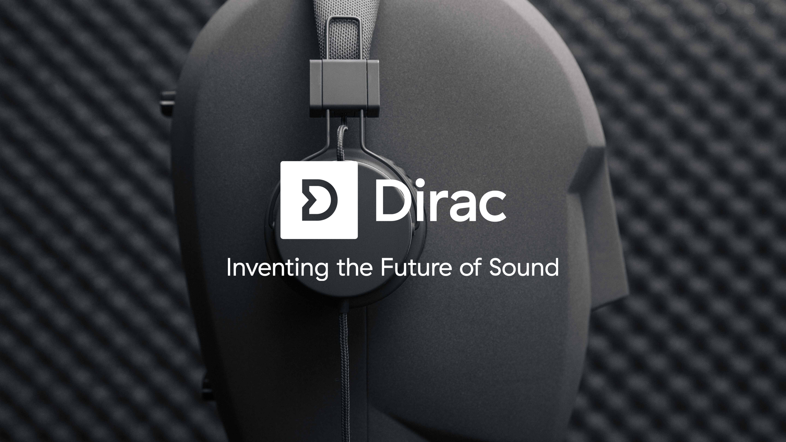 Dirac specializes in Digital Room Correction, Sound Optimization