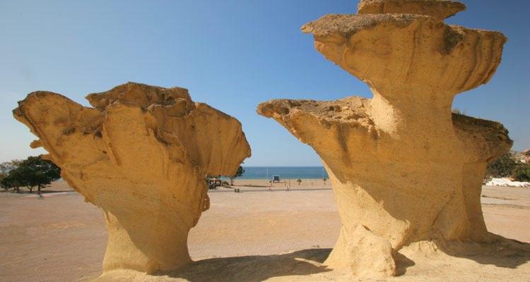 the stunning bolnuevo stone erosions