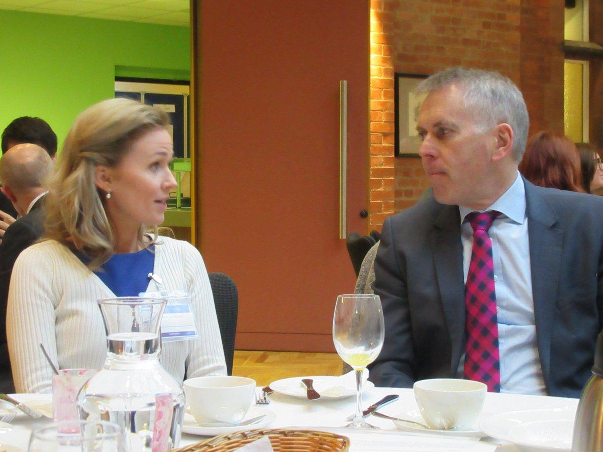 Talking to David Sterling, Interim Head of the Civil Service