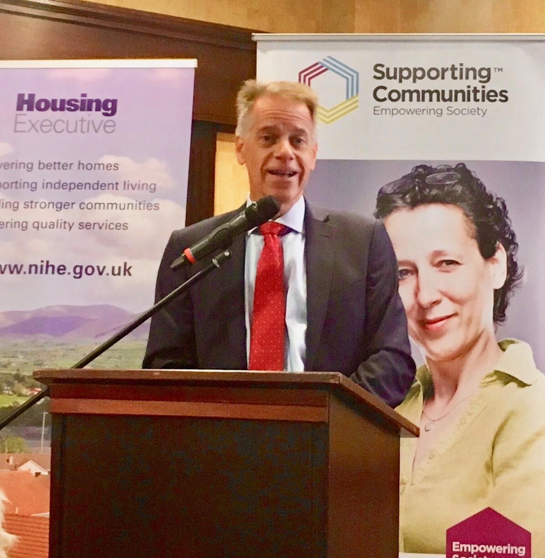 Michael McDonnell, Choice Housing Ireland