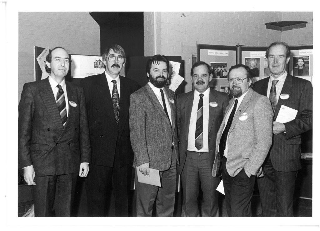 Merger negotiations (1991)