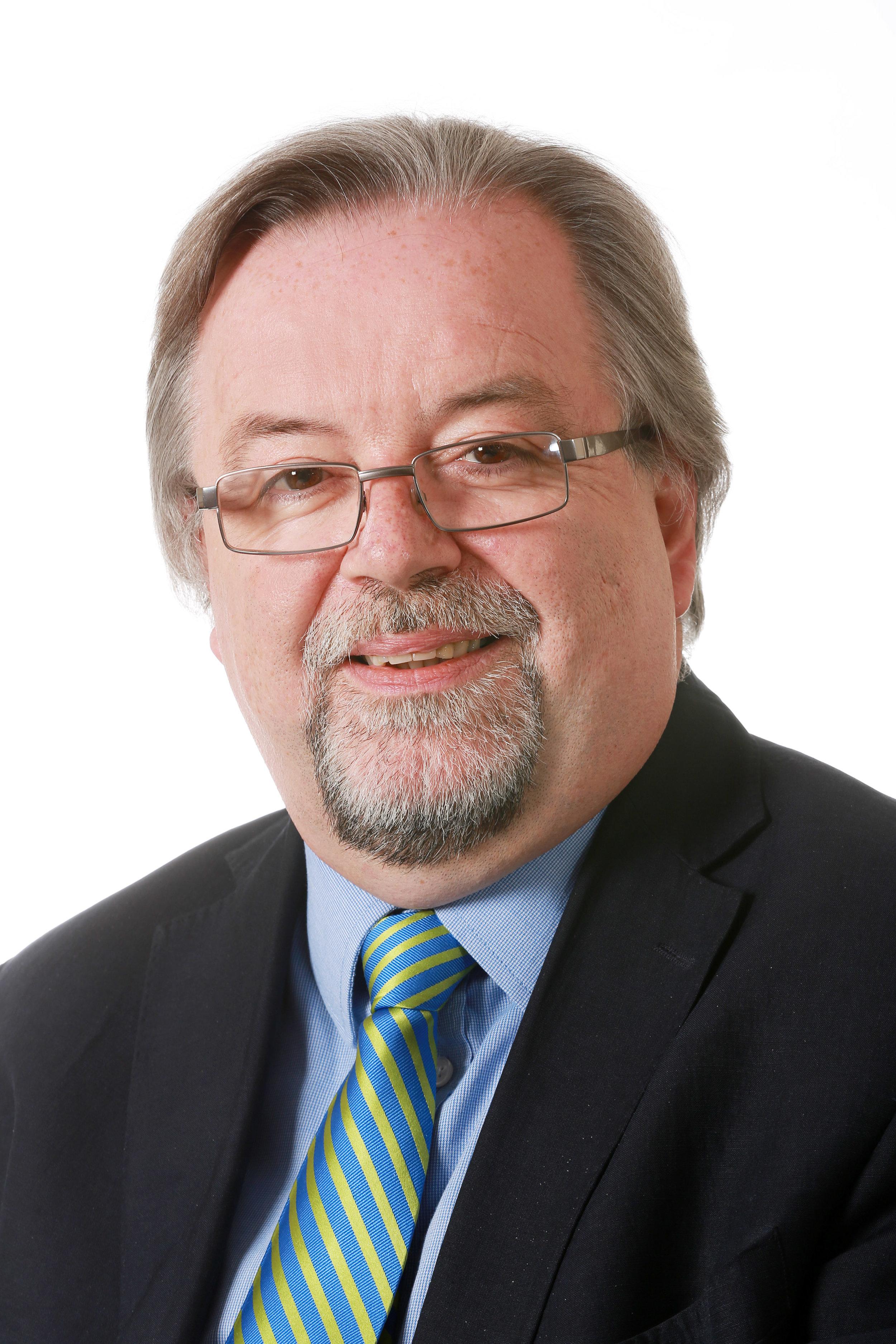 Seamus McAleavey, Chief Executive, NICVA
