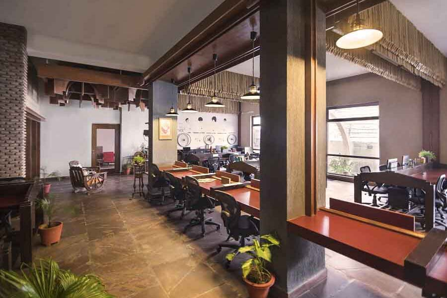 Unboxed Coworking Space In Noida Shared Office Space For Rent